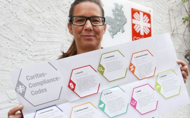 Erzbistum Paderborn: Caritas-Compliance-Codex geht an den Start