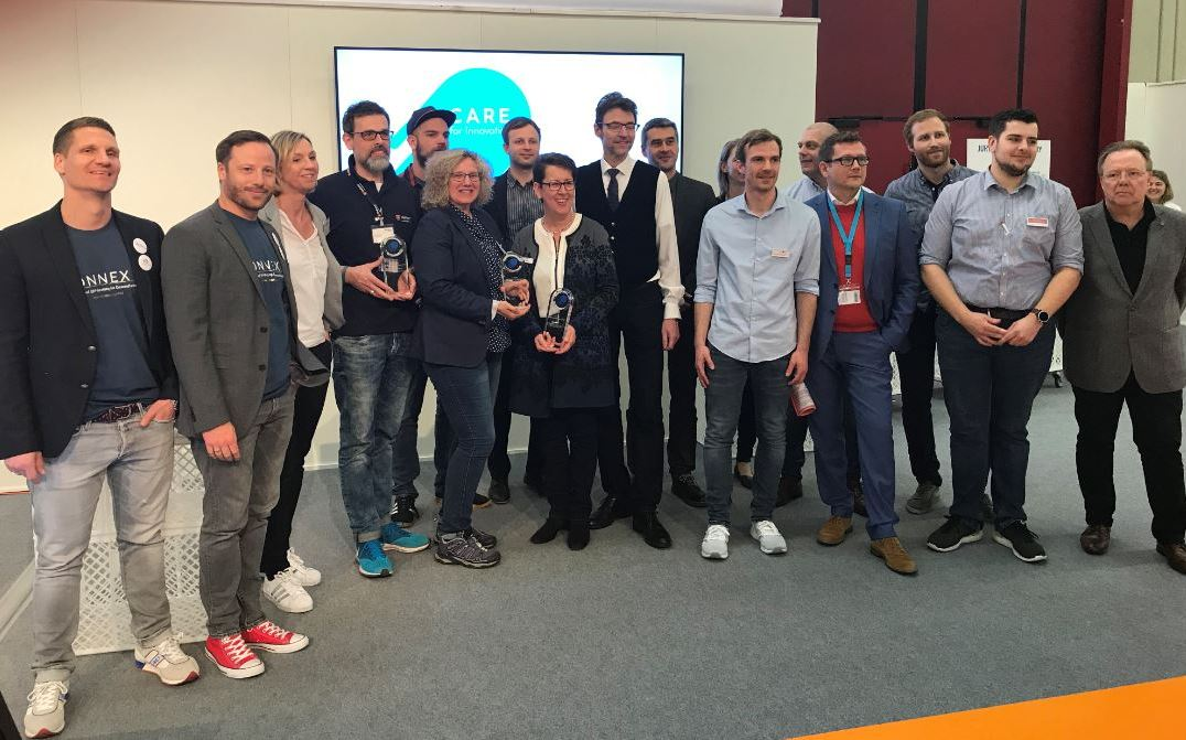 Care for Innovation-Preis verliehen