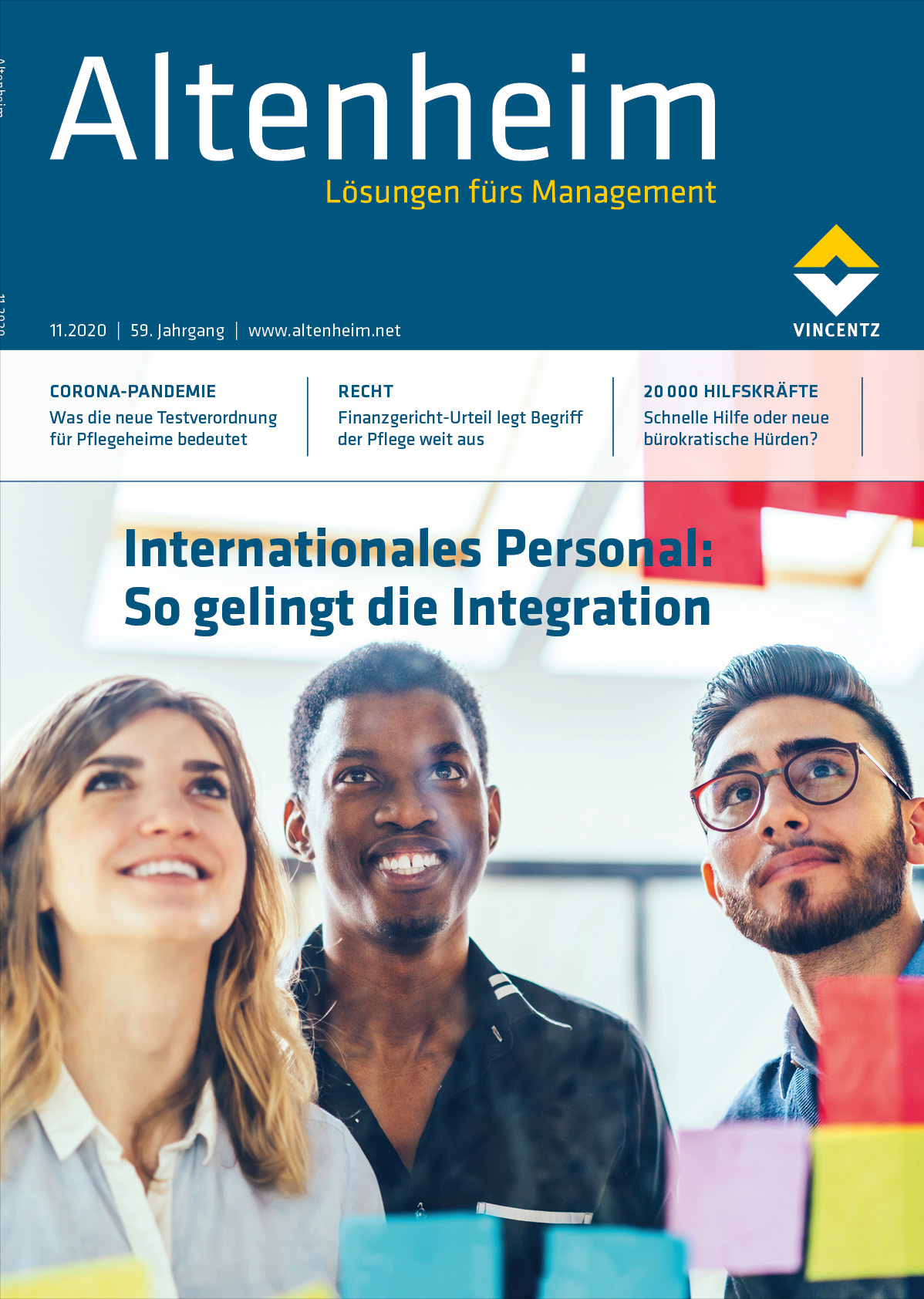 Internationales Personal: So gelingt die Integration